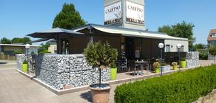 Overzicht Calypso restaurant